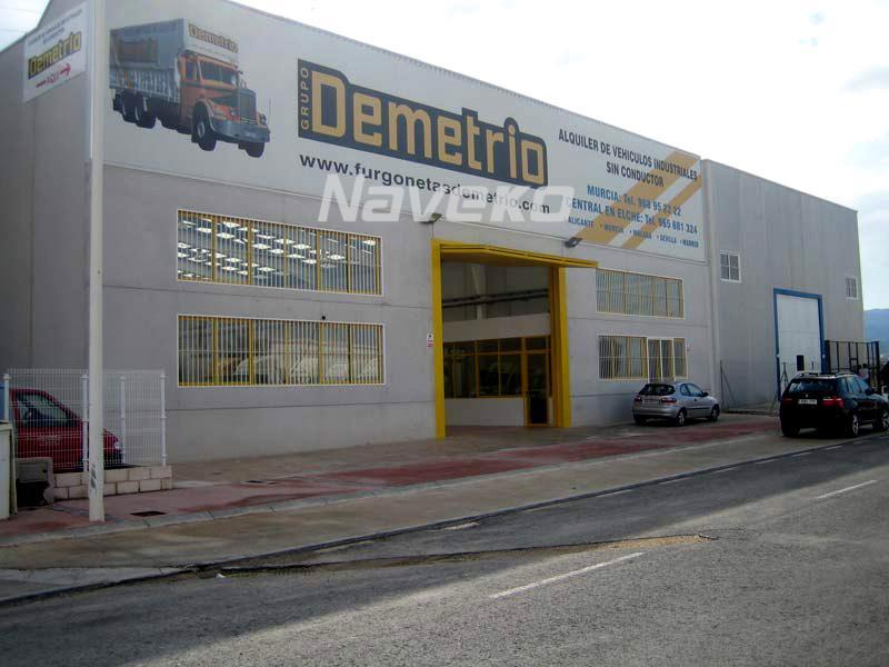 Demetrio sursal Sevilla