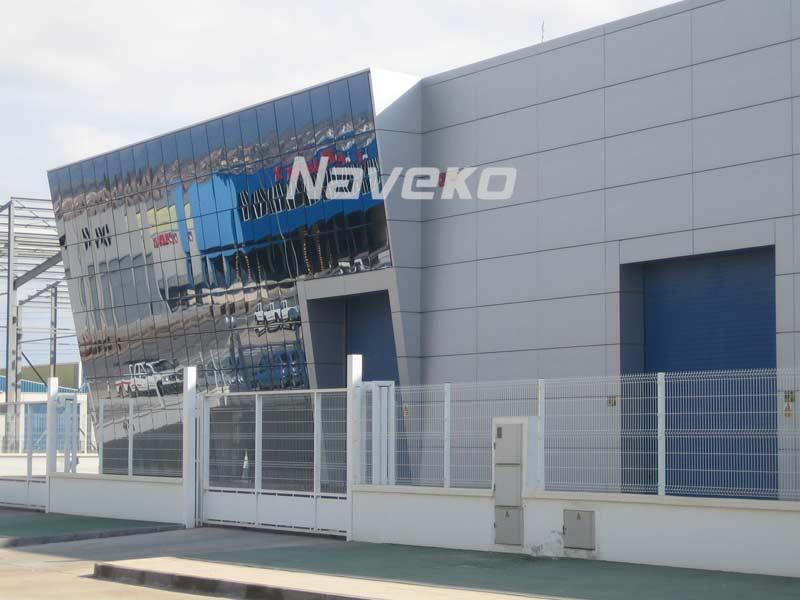 Creación fachada