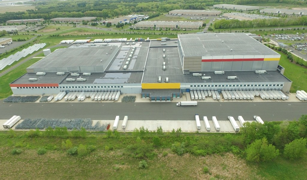 Centro logistico integrado